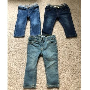 Other - Baby boy skinny jeans bundle